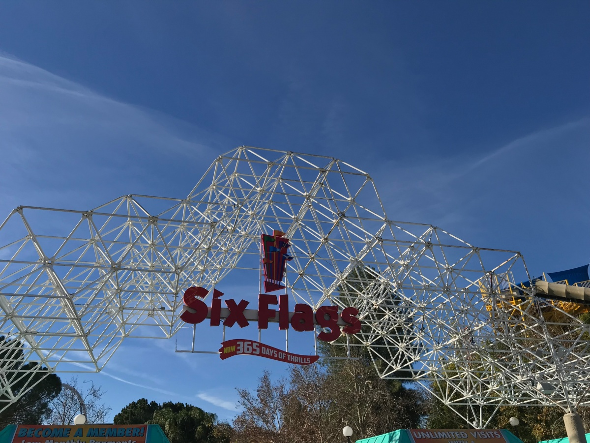 New Year, New Six Flags MM: Free Goodies & Improvements to thePark